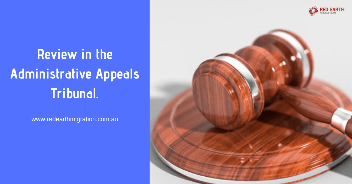 Review in the Administrative Appeals Tribunal